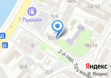 Компания «Главное управление Пенсионного фонда РФ №10 г. Москвы и Московской области» на карте