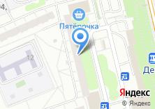 Компания «Почтовое отделение №127540» на карте