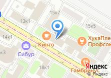 Компания «СИВС» на карте