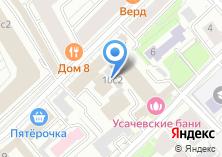 Компания «Декор-студия Ирины Терёшкиной» на карте