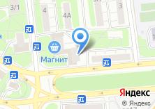 Компания «Гранат» на карте