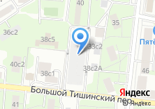 Компания «Профкэп» на карте