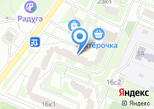 Компания «Мастерская по ремонту обуви и одежды на Ратной» на карте