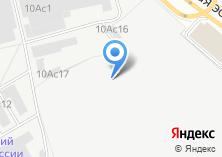 Компания «АвтоSos» на карте