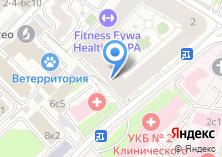 Компания «Строящийся жилой дом по ул. Погодинская» на карте