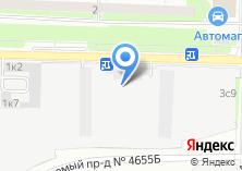 Компания «РАТЭК» на карте