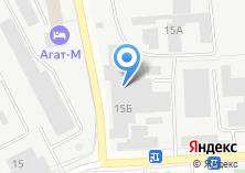 Компания «Подольскогнеупор» на карте