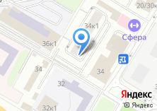 Компания «Адвокатский кабинет Прудиус Е.В.» на карте