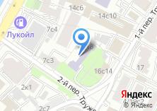 Компания «Специальная (коррекционная) общеобразовательная школа №30» на карте