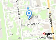 Компания «Территория Комфорта» на карте