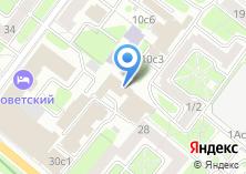 Компания «Автосалон №1» на карте