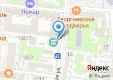 Компания «Цветоводы Москвы» на карте