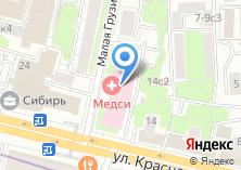 Компания «Пластическая хирургия» на карте
