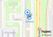 Компания «Паркет Холл» на карте