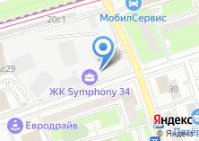 Компания «Электроинжпроект» на карте