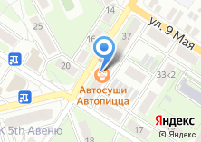 Компания «Тулапроект» на карте