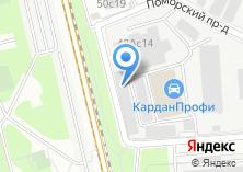 Компания «VAGtechnik» на карте
