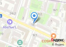 Компания «Первый сберегательный интернет-кооператив» на карте