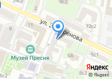 Компания «Нуга Москва» на карте