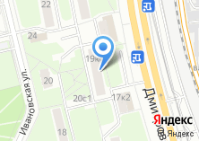 Компания «ОДС Инженерная служба района Тимирязево» на карте