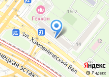 Компания «Диплом-Хамовники» на карте