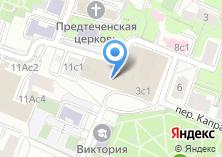 Компания «Флёр Креатив» на карте