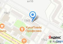Компания «Центр психотерапии Карины Матвеевой» на карте