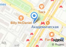 Компания «Амулед-Москва» на карте