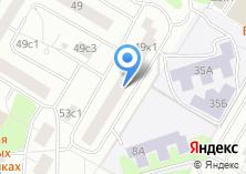 Компания «ОДС Инженерная служба района Черемушки» на карте