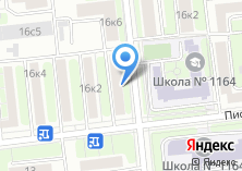 Компания «Formula Рукоделия» на карте