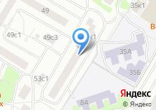 Компания «Мировые судьи района Черёмушки» на карте