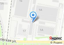 Компания «Подольский техноторговый центр» на карте