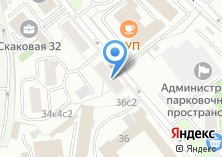 Компания «Эдиль» на карте