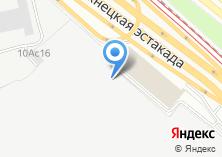 Компания «Spacebox.ru» на карте