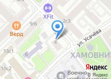 Компания «Московская административная дорожная инспекция» на карте