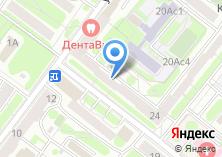 Компания «ЕИРЦ Бегового района» на карте