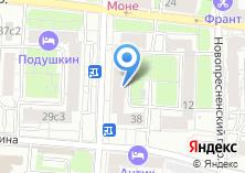 Компания «ГРАНД-ТРАКТОР» на карте