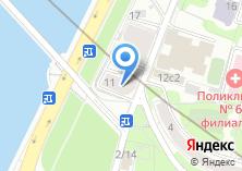 Компания «Первый часовой ломбард» на карте