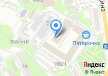 Компания «Агрофармтрест» на карте