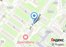 Компания «Автоюрист Московский +7 (499) 288-24-81» на карте