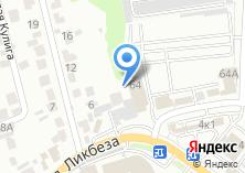 Компания «Тонак» на карте