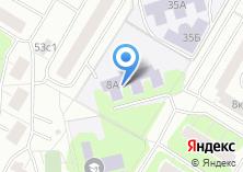 Компания «Начальная школа-детский сад №1649» на карте