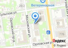 Компания «Протасова и партнеры» на карте