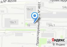 Компания «АвтоГруп» на карте