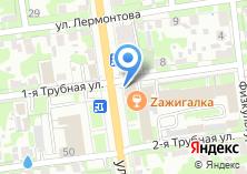Компания «Четвертак» на карте