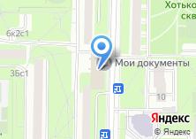 Компания «Экспресс Вендинг» на карте