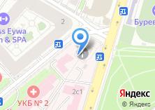 Компания «Храм архангела Михаила при клиниках на Девичьем поле» на карте
