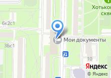 Компания «Почтовое отделение №127576» на карте