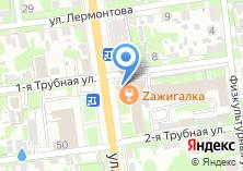 Компания «Гостиница Европа» на карте