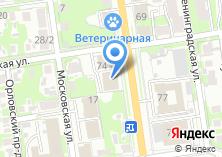 Компания «Строящееся административное здание по ул. Болдина» на карте